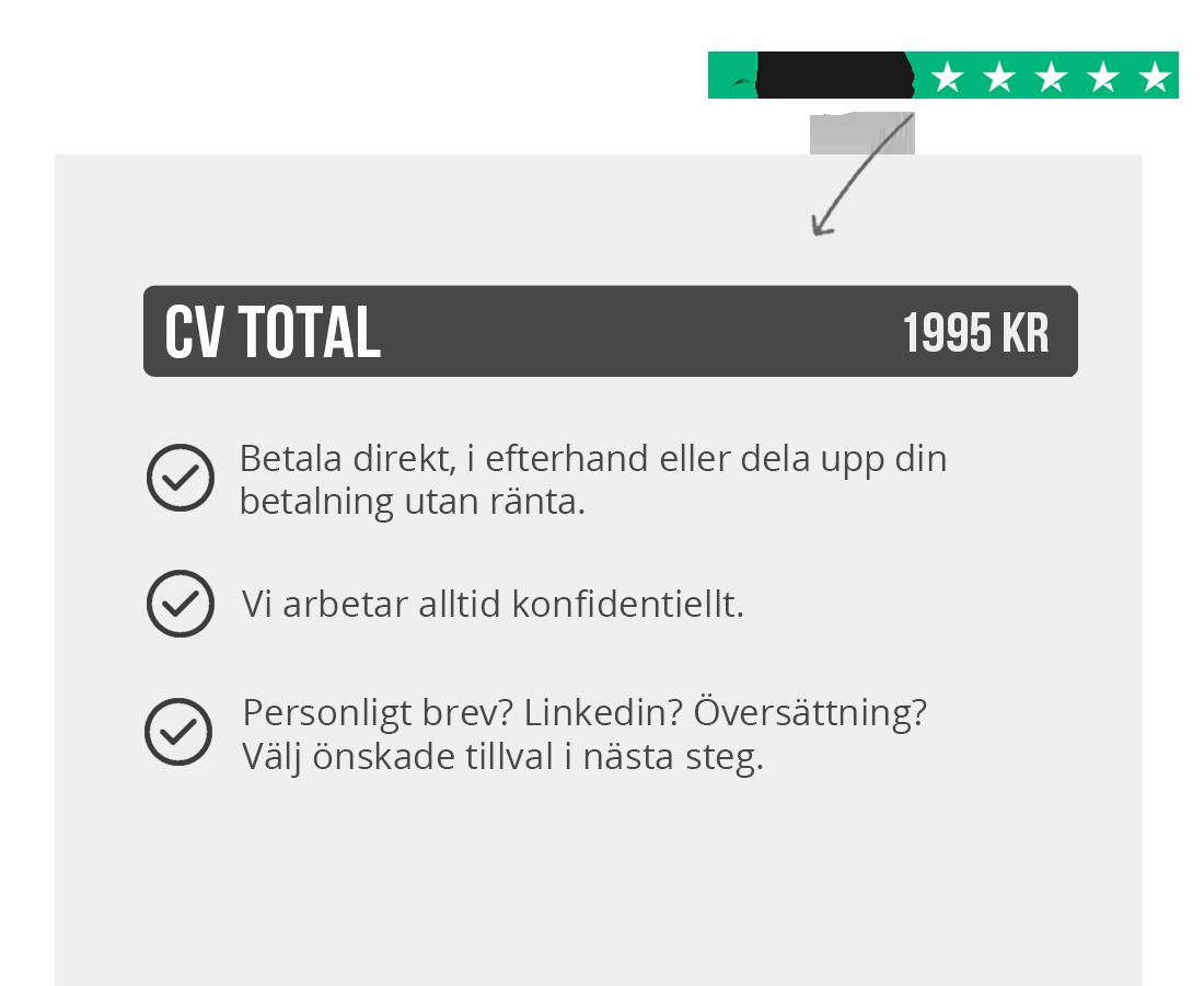 beställ cv total